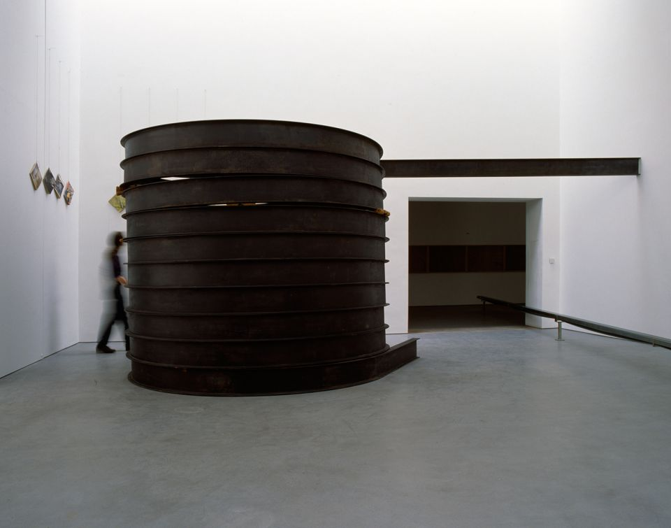 Installation view of Serge Spitzer: Index - 1972-92 3