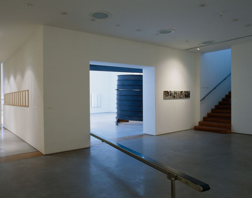 Installation view of Serge Spitzer: Index - 1972-92 4