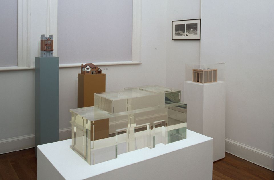 Installation view of Home for the Soul 2