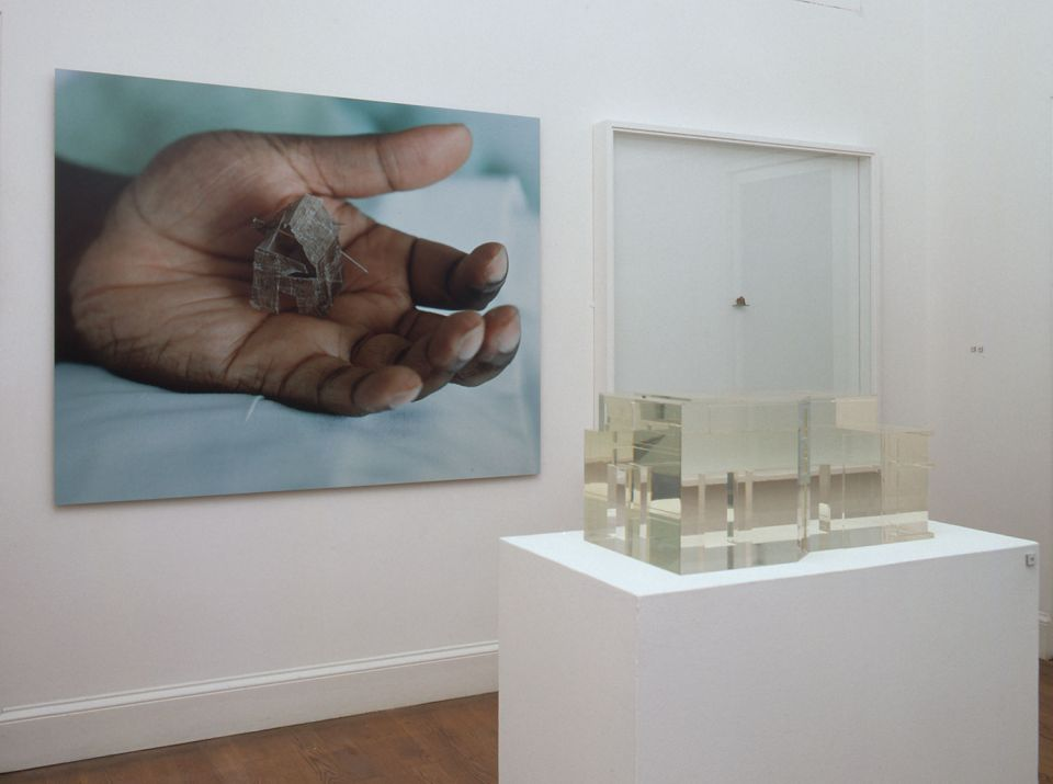 Installation view of Home for the Soul 3