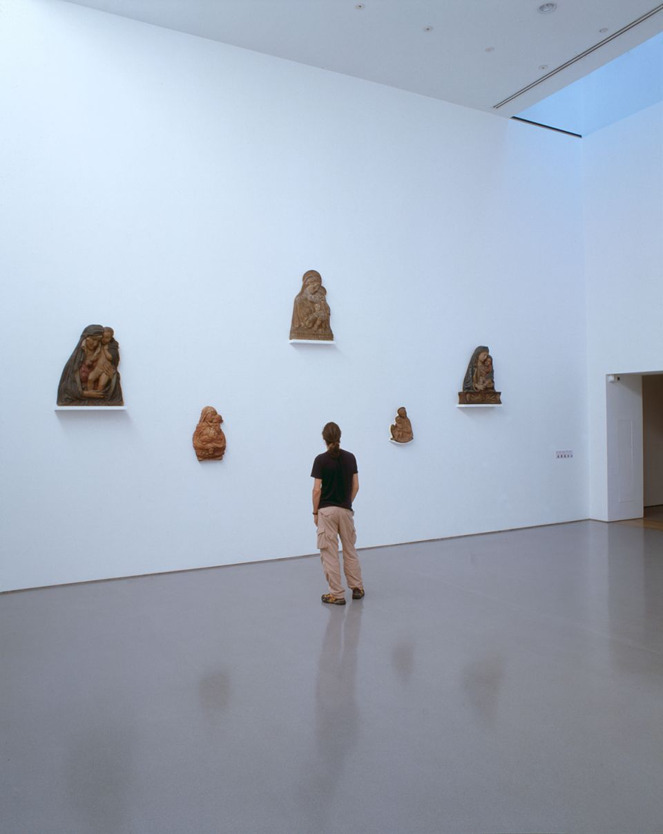 Installation view of Depth of Field 1