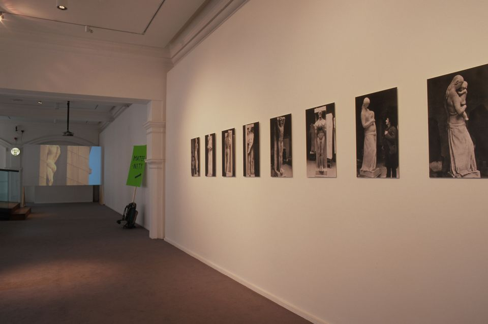 Installation view of The Third Campaign: A Project by Neal White 3