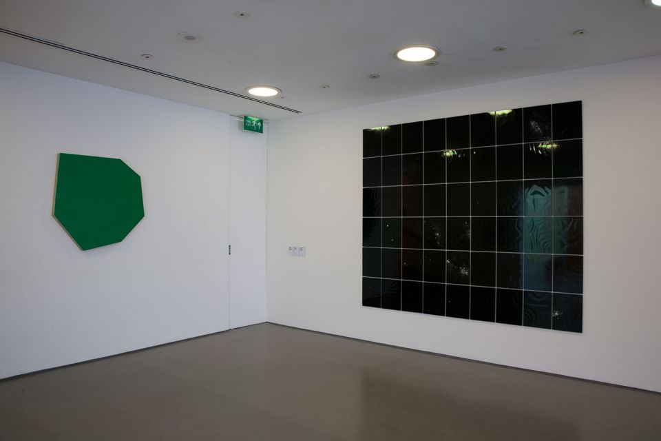 Installation view of Imi Knoebel: Primary Structures 1966/2006 5