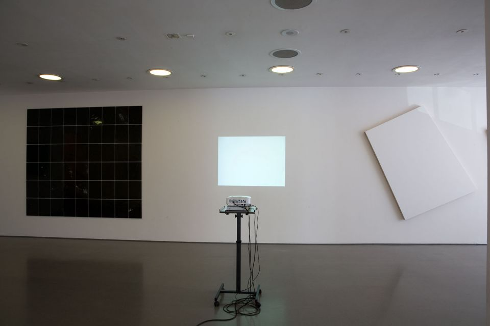 Installation view of Imi Knoebel: Primary Structures 1966/2006 6
