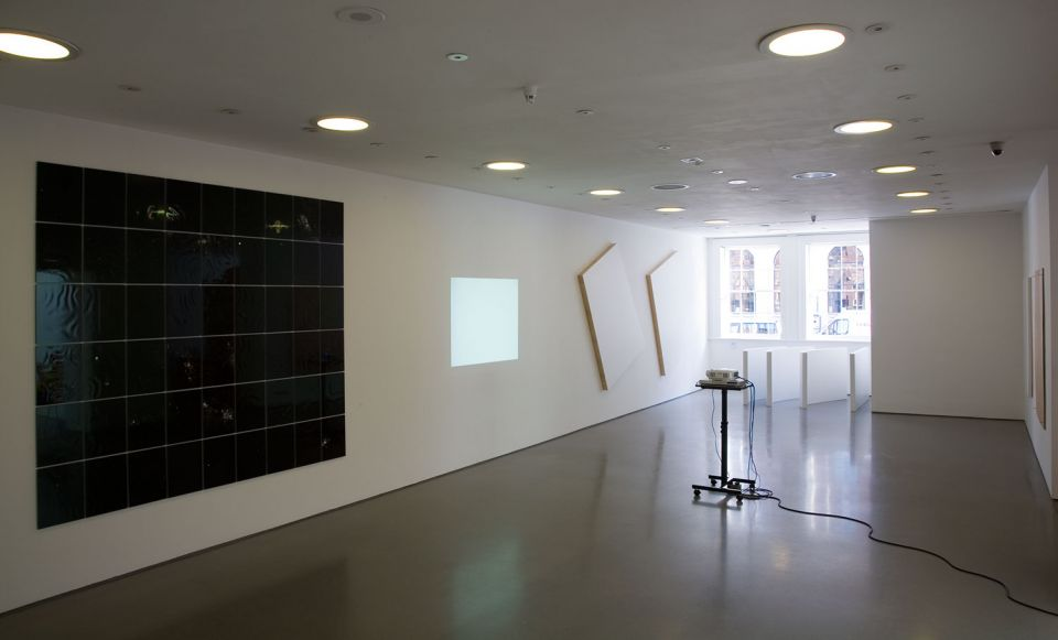 Installation view of Imi Knoebel: Primary Structures 1966/2006 7