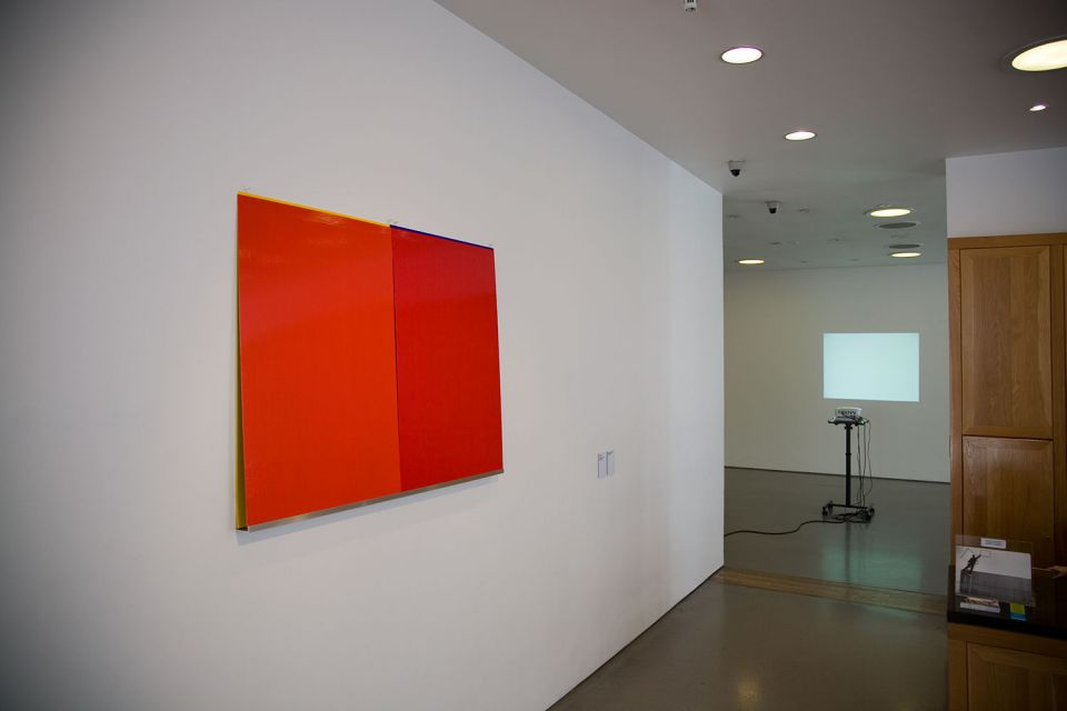 Installation view of Imi Knoebel: Primary Structures 1966/2006 9