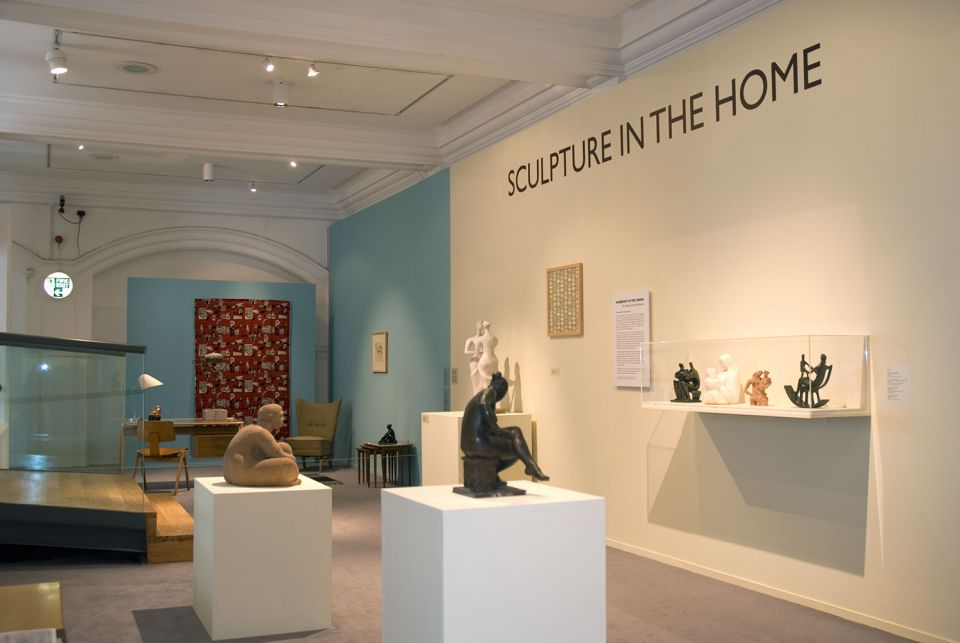 Installation view of Sculpture in the Home 2