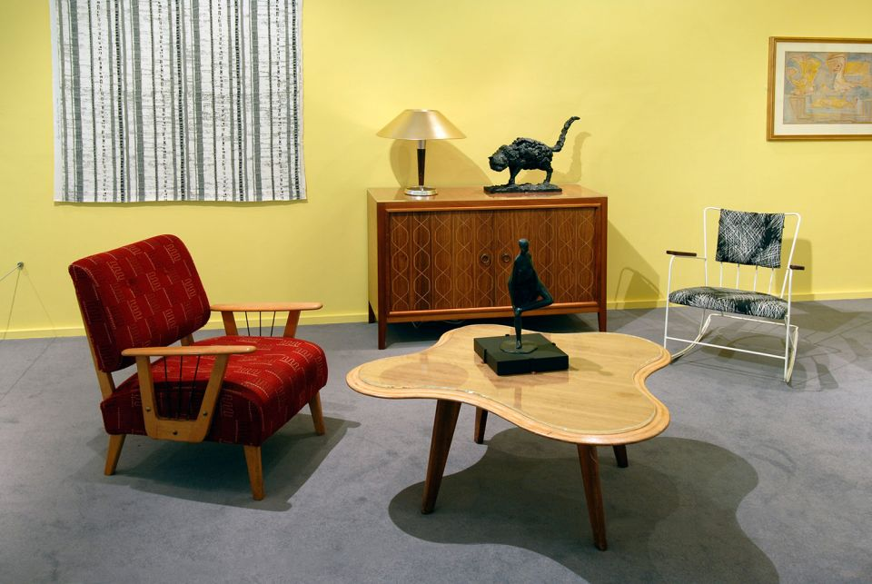 Installation view of Sculpture in the Home 4
