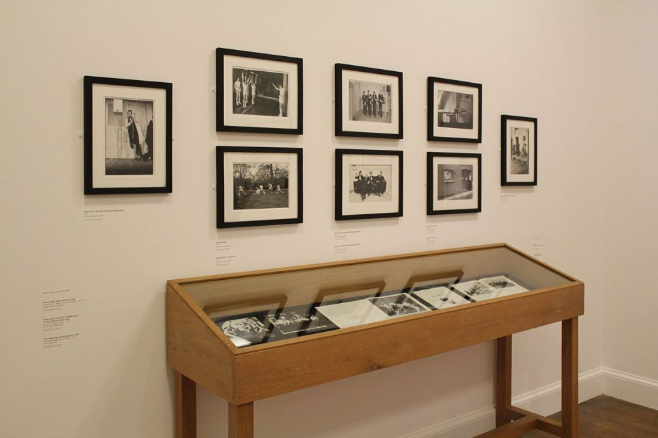 Installation view of Nice Style: The World's First Pose Band