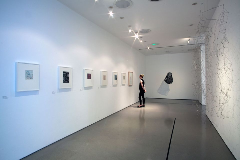 Installation view of Gallery 1