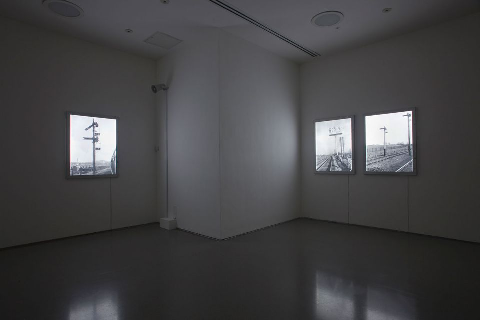 Installation view of Katrina Palmer: The Necropolitan Line (5)