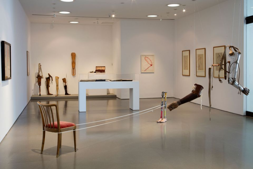 Installation view of Gallery 1 (1)