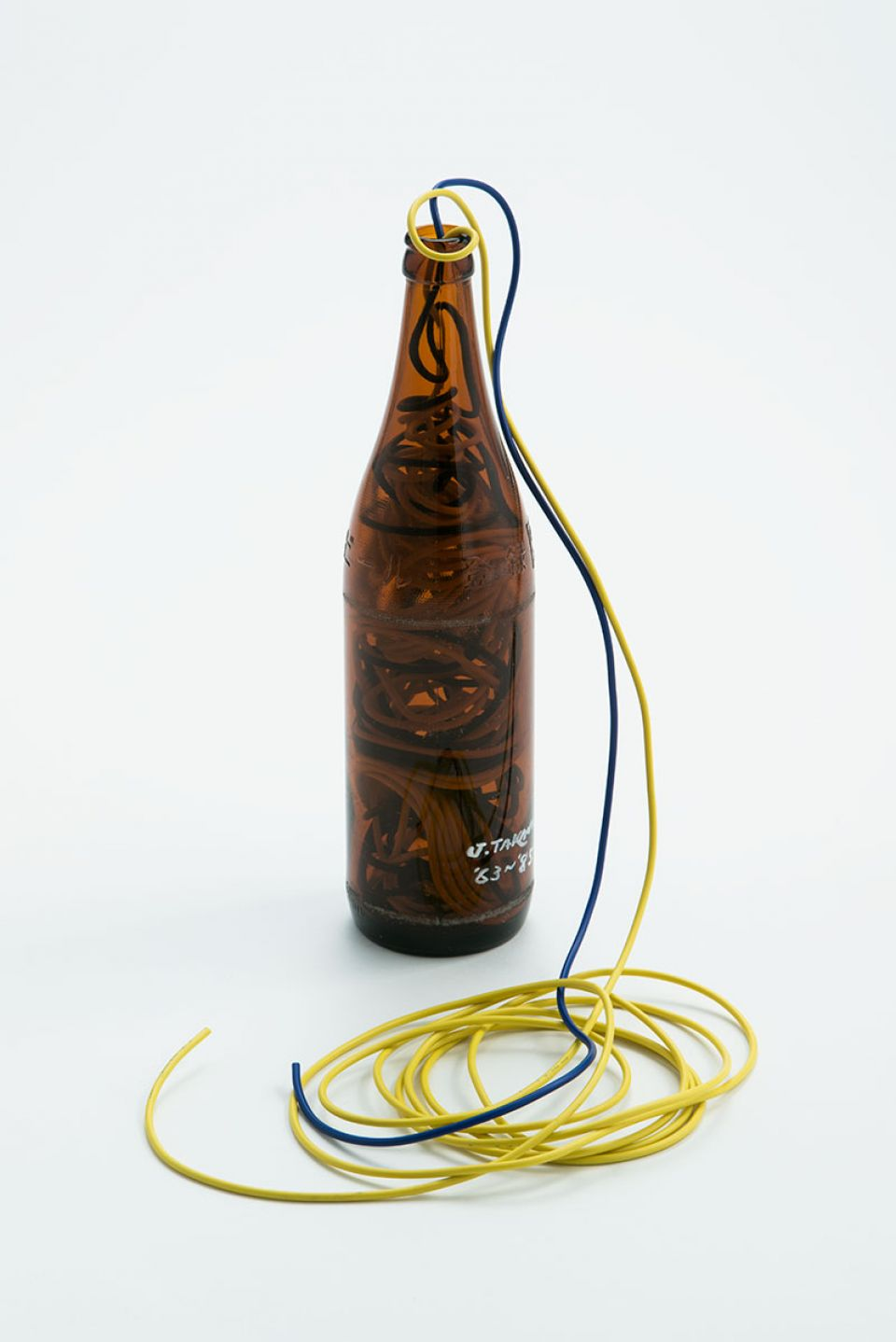 Jiro Takamatsu, 'The String in the Bottle No. 1133' (1963-85)