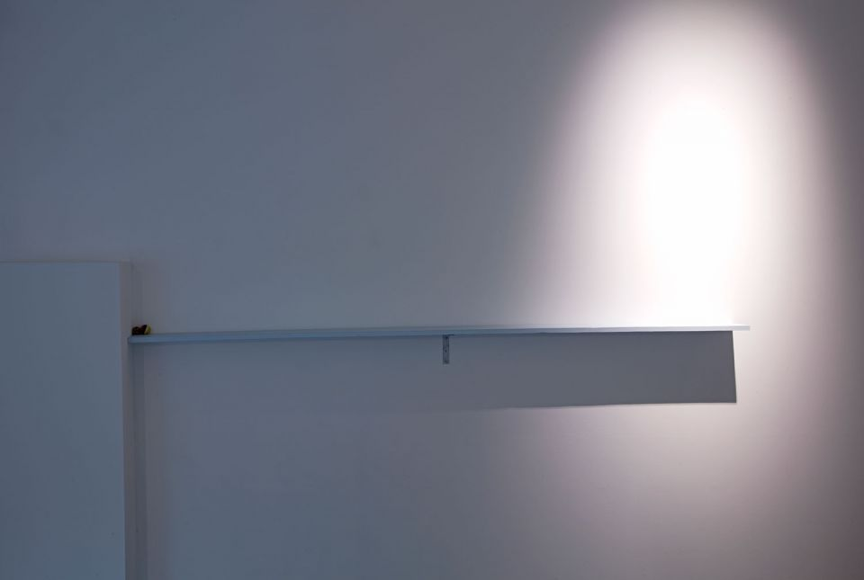 Installation view of Lucia Nogueira 5