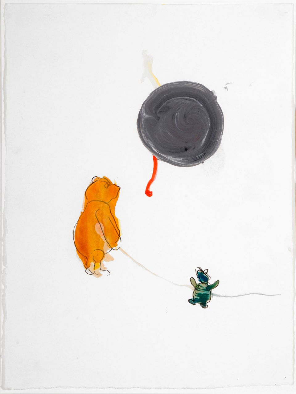 Lucia Nogueira Untitled 1989-92 (pooh)