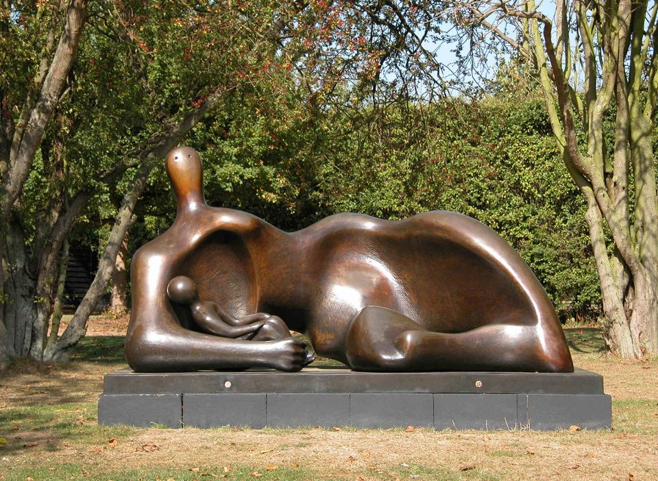 Burberry And The Henry Moore Foundation Announce