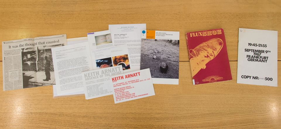 Publications from the Institute's Sculpture Research Library