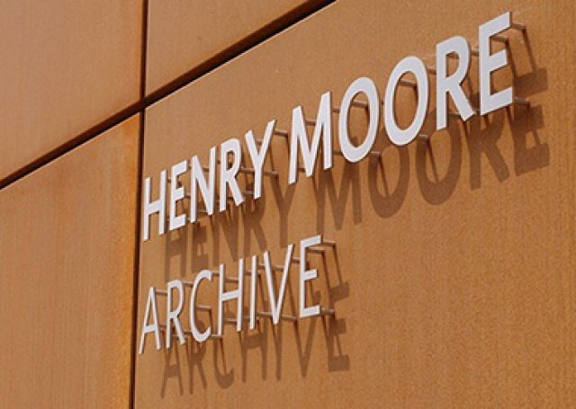 Henry Moore Archive opens for research