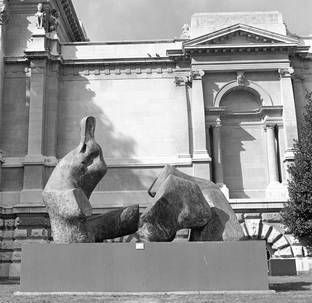 Sculpture at Tate Britain