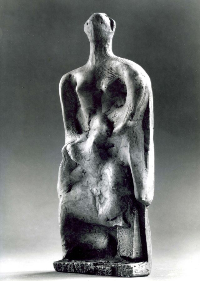 Standing Figure Relief No.1