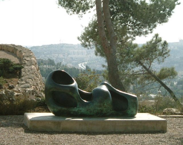 Sculpture at The Israel Museum, Jerusalem