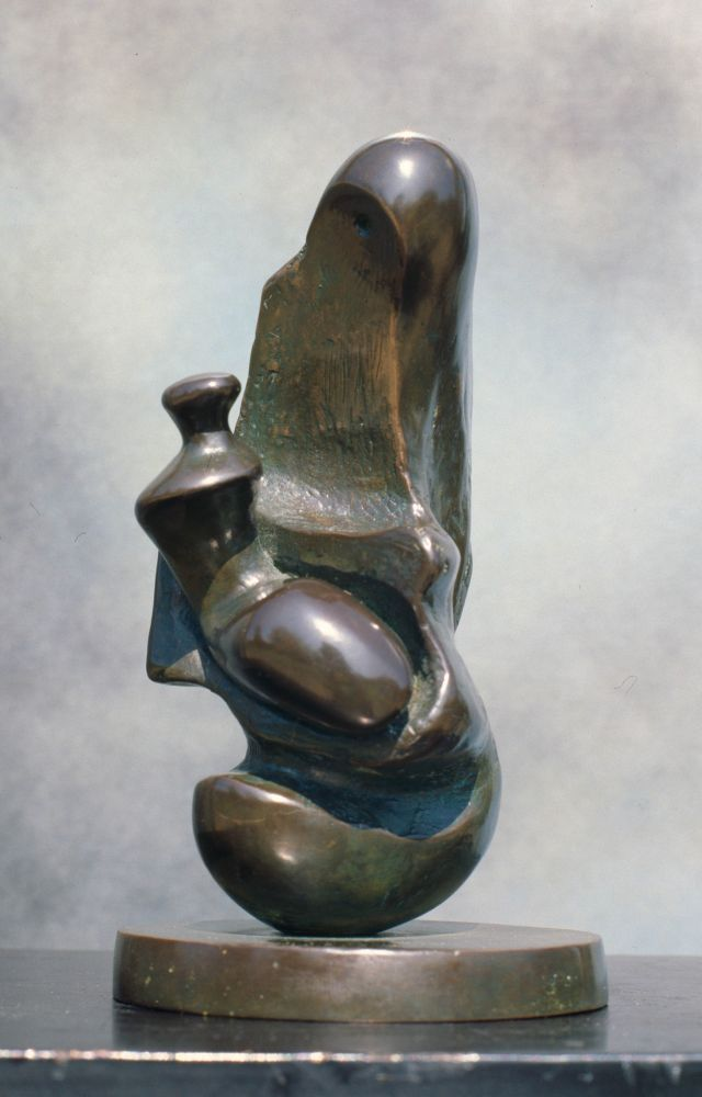 Maquette for Mother and Child: Hood