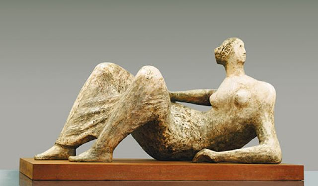 Working Model for Reclining Figure: Angles