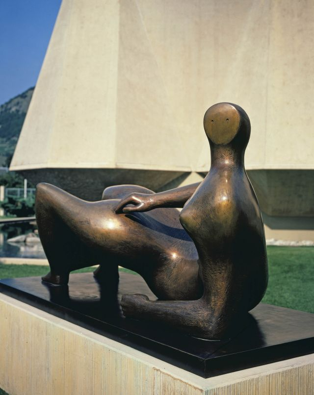 Reclining Figure & Henry Moore works in public - Collections - Henry Moore Foundation islam-shia.org
