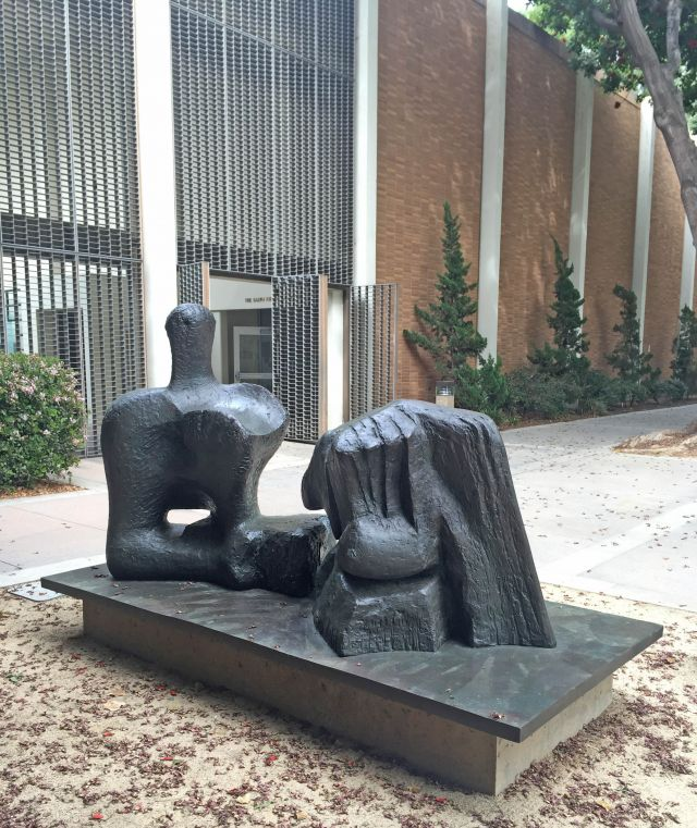 Two Piece Reclining Figure No.3