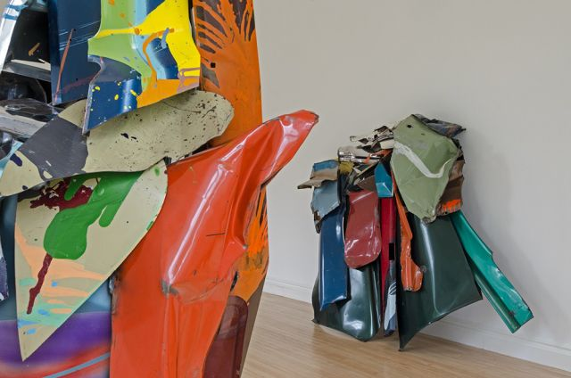 John Chamberlain: Sculptures at Inverleith House