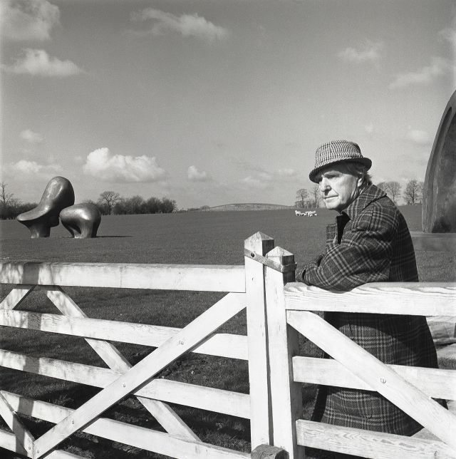 Henry Moore and Landscape