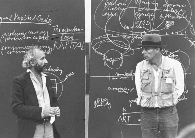 Joseph Beuys and Europe: Crossing Borders, Bridging Histories