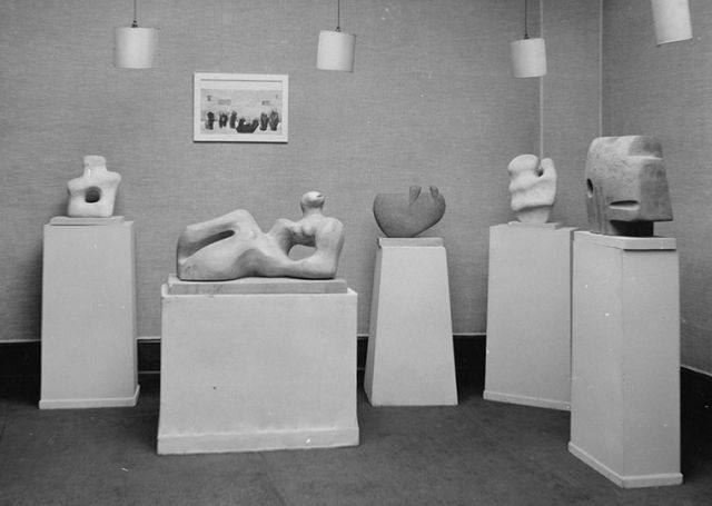 Changing Tastes, Changing Markets: Henry Moore and The Leicester Galleries