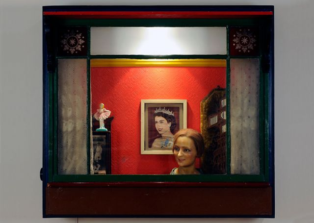 Peter Blake's 'Girl in a Window' (1962)