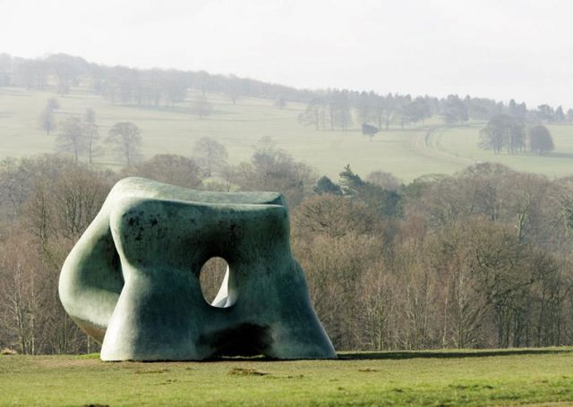Director's Christmas Lecture 2018: Yorkshire Sculpture International