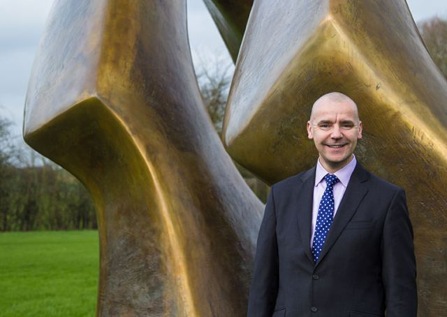 Henry Moore Foundation Director's Christmas Talk