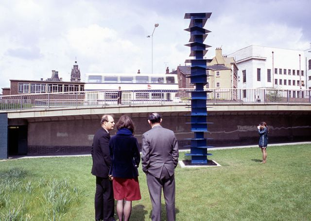 City Sculpture Project Sheffield: Kenneth Martin and Stewart Mason: a Personal Reflection