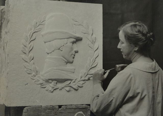 Mary Gillick and the making of medallic sculpture in twentieth-century Britain