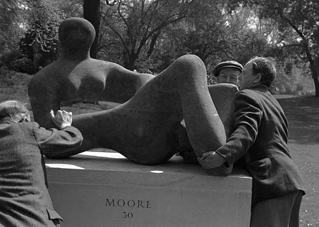 Henry Moore: A Greater Depth of Field