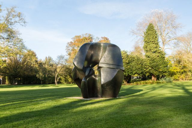Sculpture at RHS Wisley