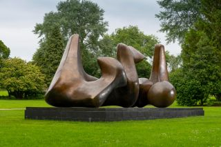 Henry Moore at Houghton Hall: Nature and Inspiration