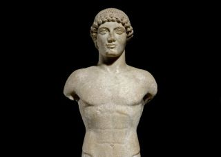 Forever Young: The Monumental Kouroi of Ancient Greece