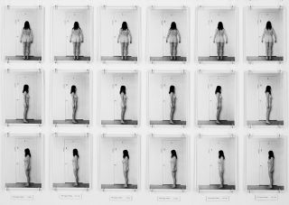 Eleanor Antin: 'CARVING: A Traditional Sculpture'