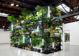 Yorkshire Sculpture International: Rashid Johnson
