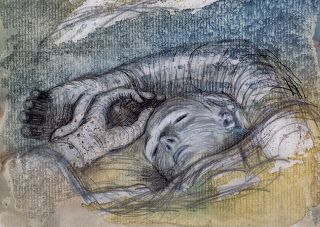 Henry Moore Drawings: The Art of Seeing